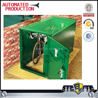 Steelite high quality Garden sheds storage, bike shed waterproof storage, garden tool storage tool house