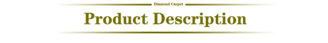 Stripe Commercial PVC Backing Carpet Squares