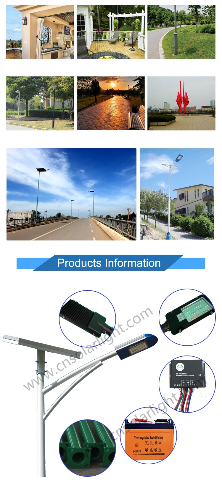 Price Battery Pole Rechargeable Recycled Ge Led Street Light