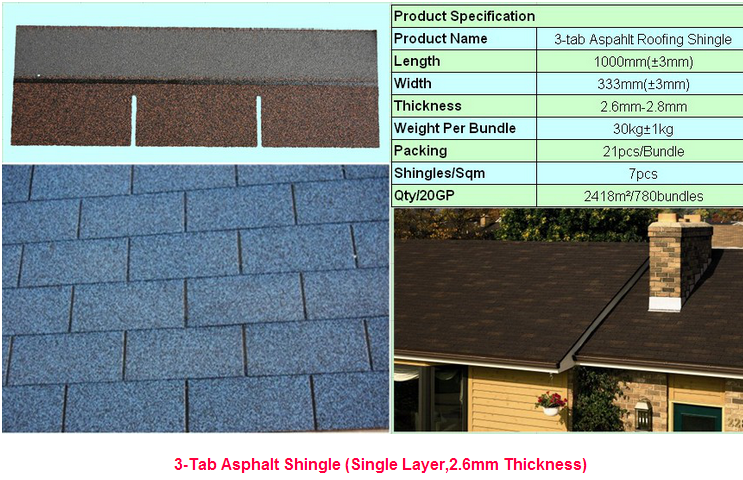 Cheap Wholesale Asphalt Shingles Philippines Price From