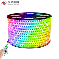 Good price custom outdoor flexible smart magic smd 5050 rgb led strip