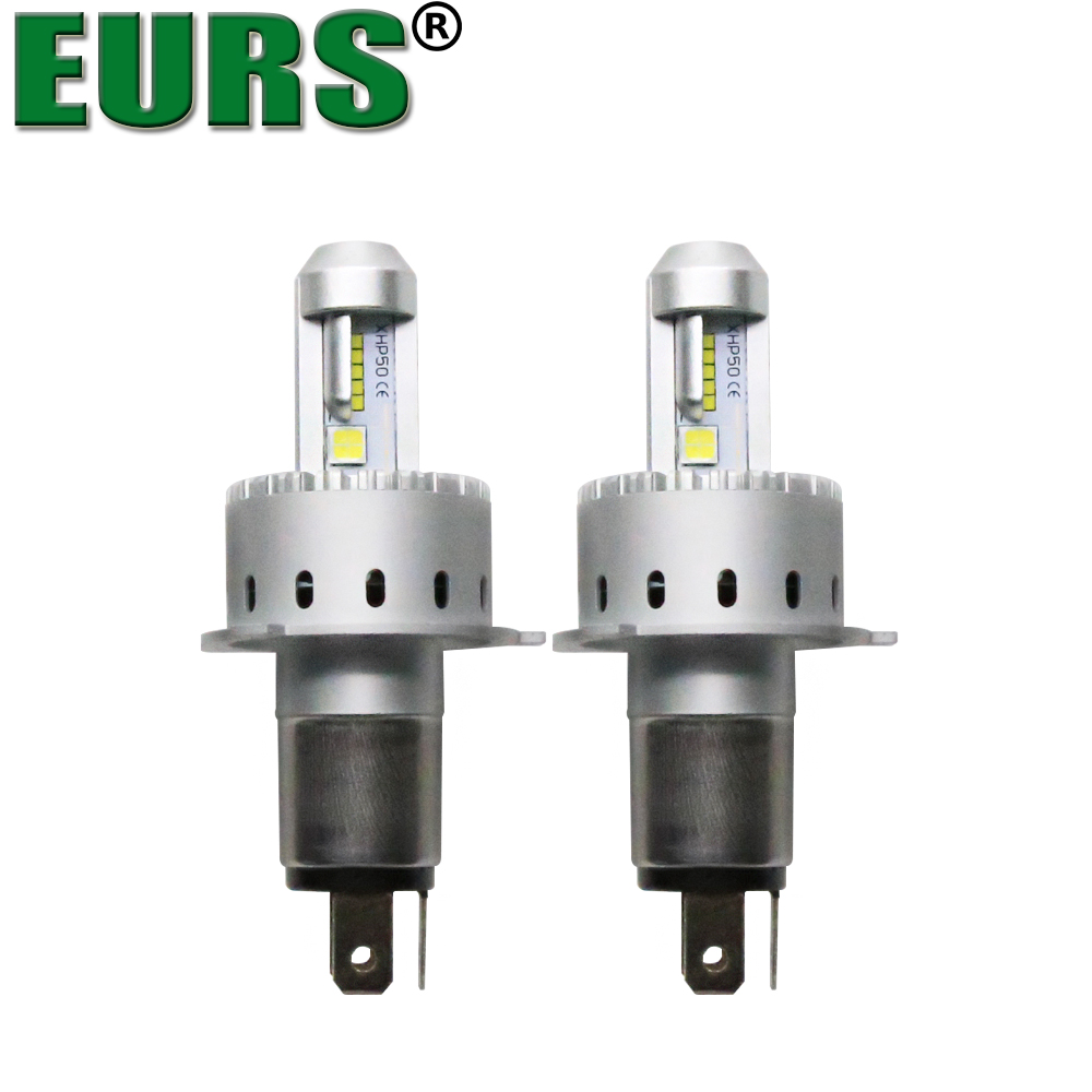 EURS 7S head lights led H1 H4 H7 H11 9005 9006 9012 good  quality and price