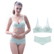 `Sexy young girl cool thin cotton bra underwear set