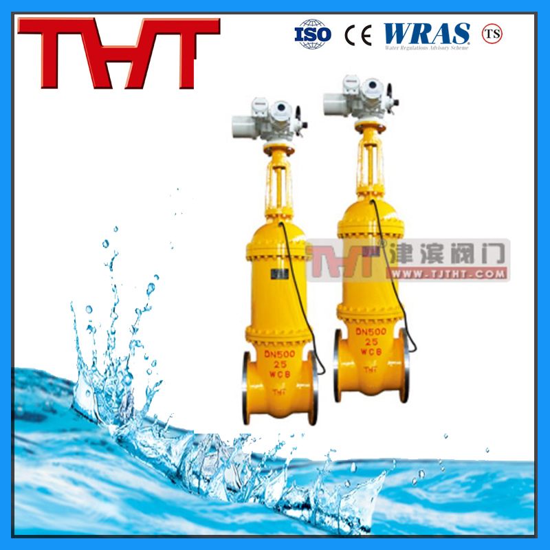 Automatic prevention equipment pipeline safety gate valve