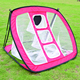 Foldable pop up Golf practice Chipping Net with target