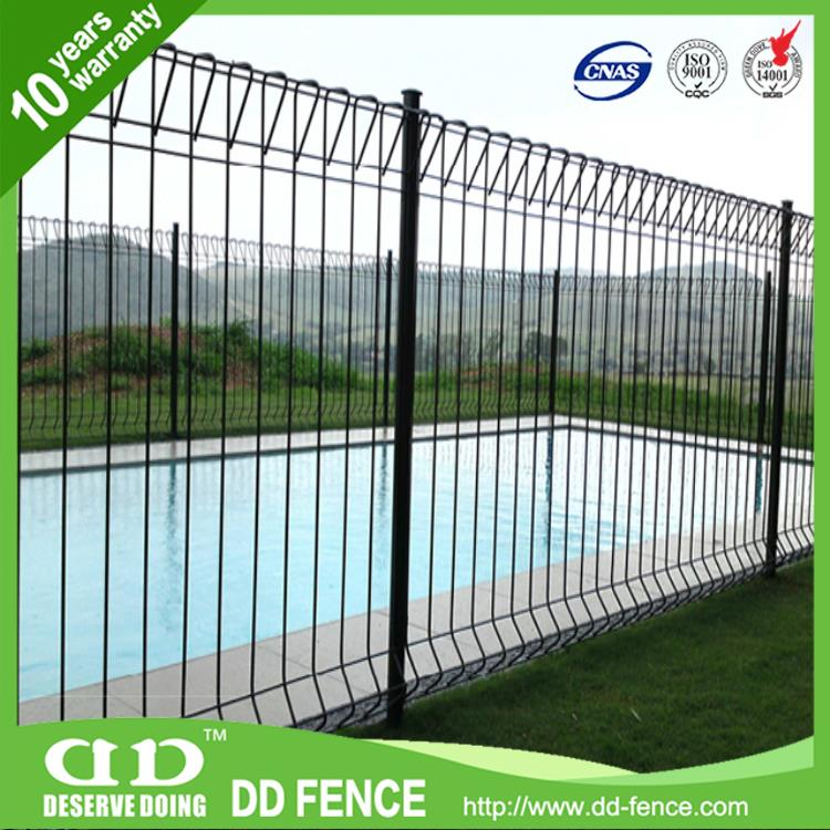 New design Pvc Coated Toll Top Fence with great price