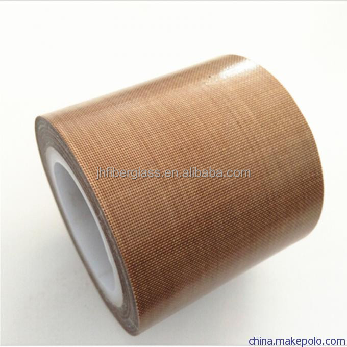 ptfe fiberglass reinforced adhesive tape high temperature
