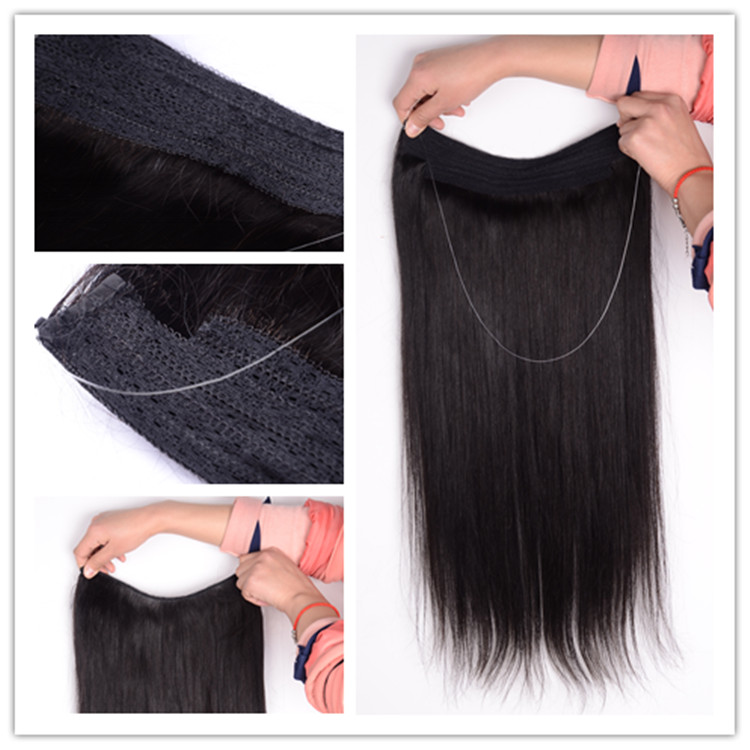 Double Drawn Thick Bottom Wholesale Hair Extensions100 Russian