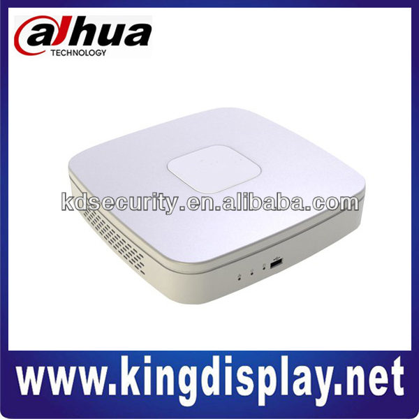 New coming dahua NVR2104-P: POE 4 Channel Smart Mini 1U Network Video Recorder nvr with poe
