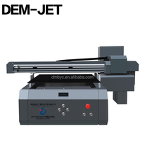 2017 A2 6060 Best Sales Digitale UV Fatbed Drucker Telefon fall 3D Drucker