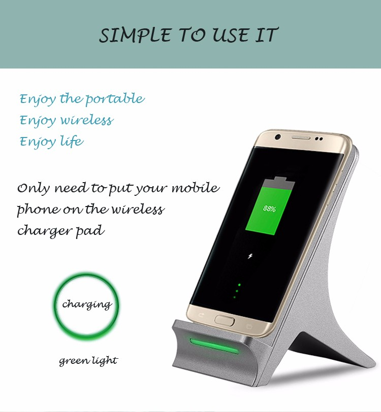 new style wireless mobile phone charger for iphone samsung android, wireless  charger circuit