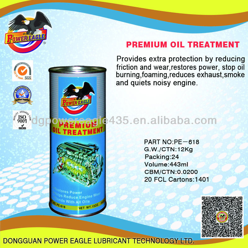 PE Super Engine Oil Additive Premium Oil Treatment