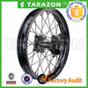 Motocross 1.6*21&2.15*18 Spoked Wheel Set For Suzuki