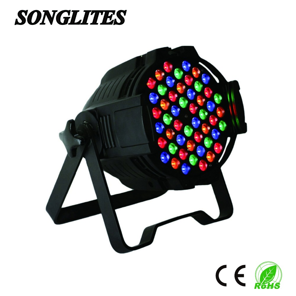 High Lumen Indoor Mini RGB RGBW Wash 54 pcs 3 w 162w LED Par Can