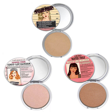 Cosmetic Face Brand The Balm Makeup Mary-Lou / Betty-Lou / Cindy-Lou Manizer Highlight Pressed Powder Foundation Palette Compact