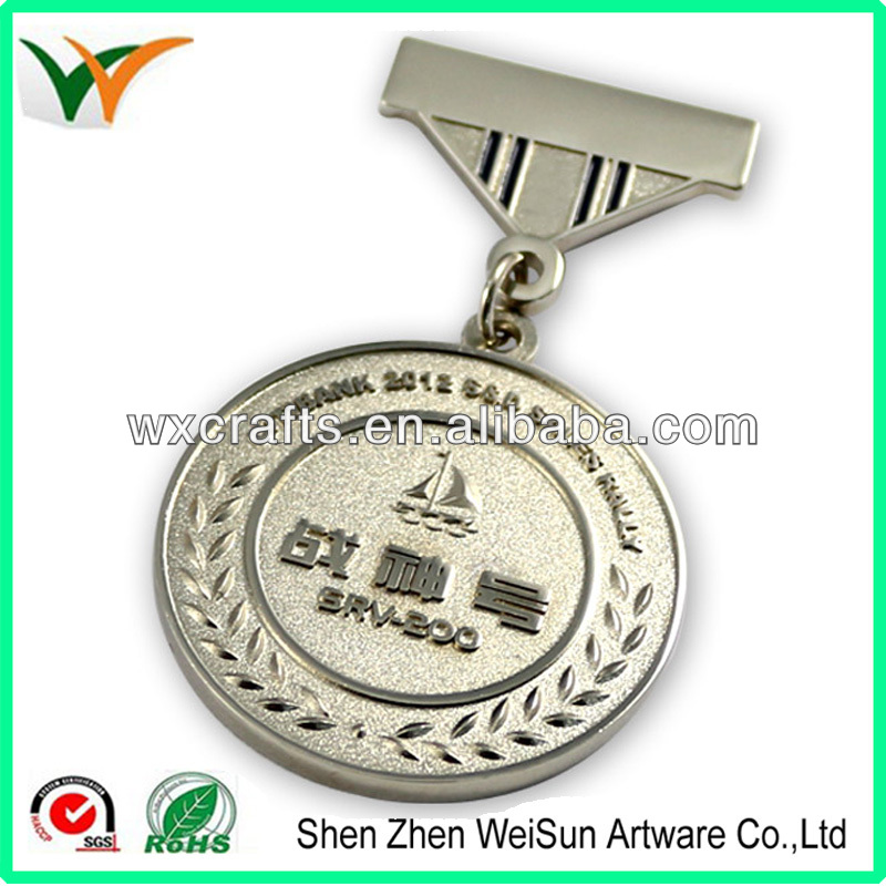 China Military Medal,Custom Shaped Medals