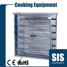 Commerciële <span class=keywords><strong>Gas</strong></span> Rotisserie 6 Lagen In China