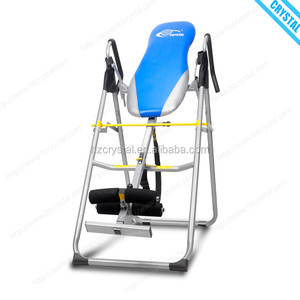SJ-8020 New products home exercise equipment inversion table with safe lock system