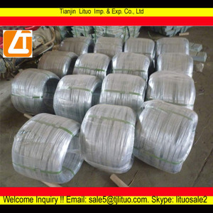Hdg iron flat wire