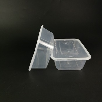 Manufacturer Professional Supply Plastic Food Container Meat Packing