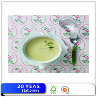 Cheap eco-friendly educational table setting placemat