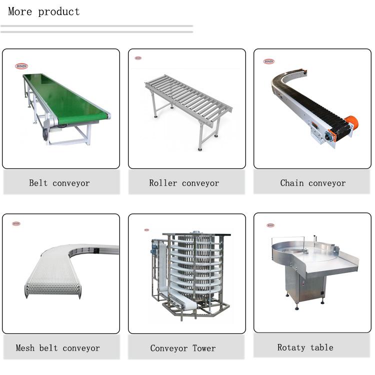 Industri Vertikal Lifting Conveyors untuk Bandara Penanganan Bagasi