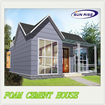 Easy Install And Low Cost Small Wooden House Design Prefab House