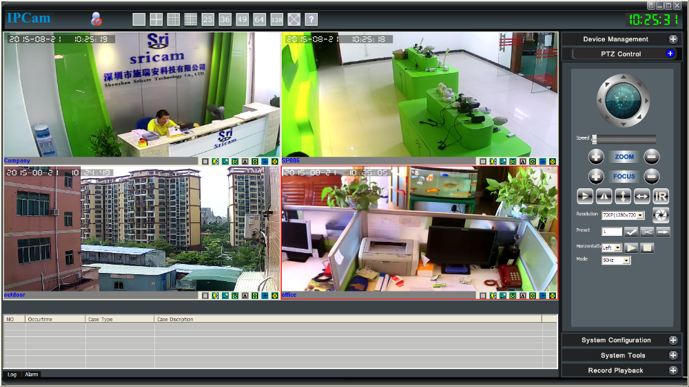 Pc Network Camera Software