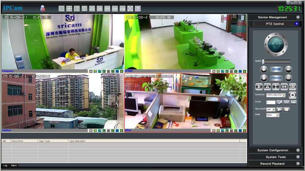 Sricam Sp011 Ip Wireless Wired Camera Software Wireless Hd ...