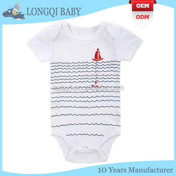 eb26af697f71 New Born Baby bodysuit Clothing blank Baby Clothes romper Plain solid color  Baby Onesie