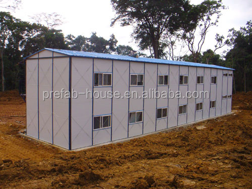 Factory direct supply high quality build portable prefab house for sale