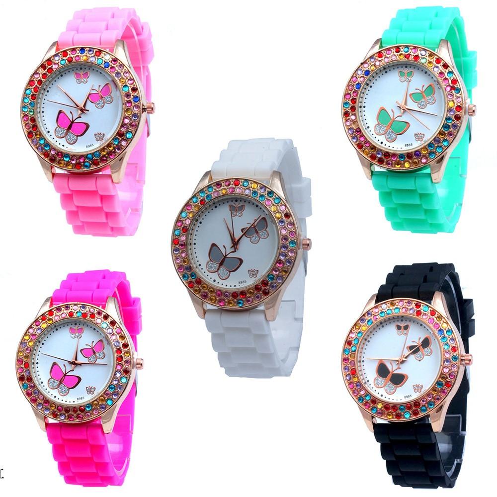 Eenvoudige Fashion Horloges Meisjes Custom Gedrukt Horloge Band Dames Horloges Hot Selling Polshorloge Buy Eenvoudige Fashion Horloges