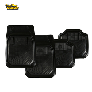 2018 High Quality 3D Rubber Car Floor Mats