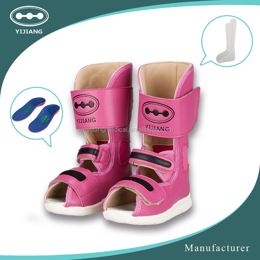 حذاء طبي للشلل الدماغي مباشرة من المصنع Buy أحذية طبية أحذية الشلل الدماغي أحذية طبية للأطفال Product On Alibaba Com