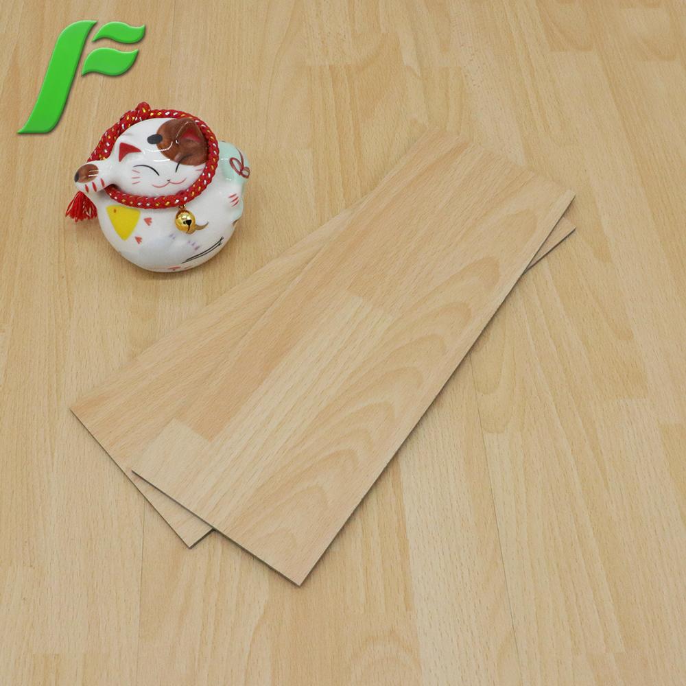 Cork Texture Pvc Vinyl Plank Flooring