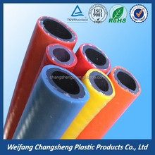 Colorful LPG Gas PVC Pipe Hose for City Cooking