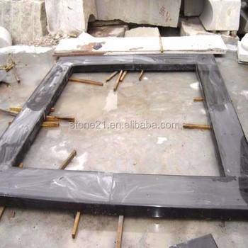 Mongolia Black Granite Door Frame,Window Frame - Buy Black Granite ...