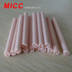 MICC best quality thermal expansion 1000C RSiC refractory tube