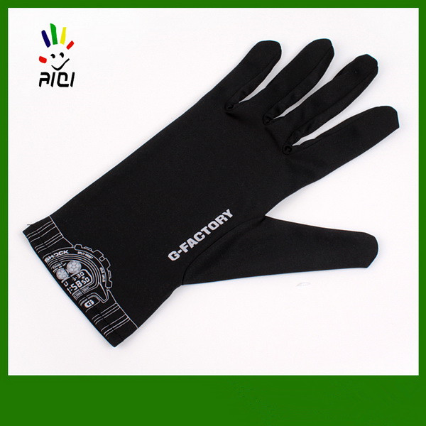 printed microfiber cleaning gloves dusting watch glove
