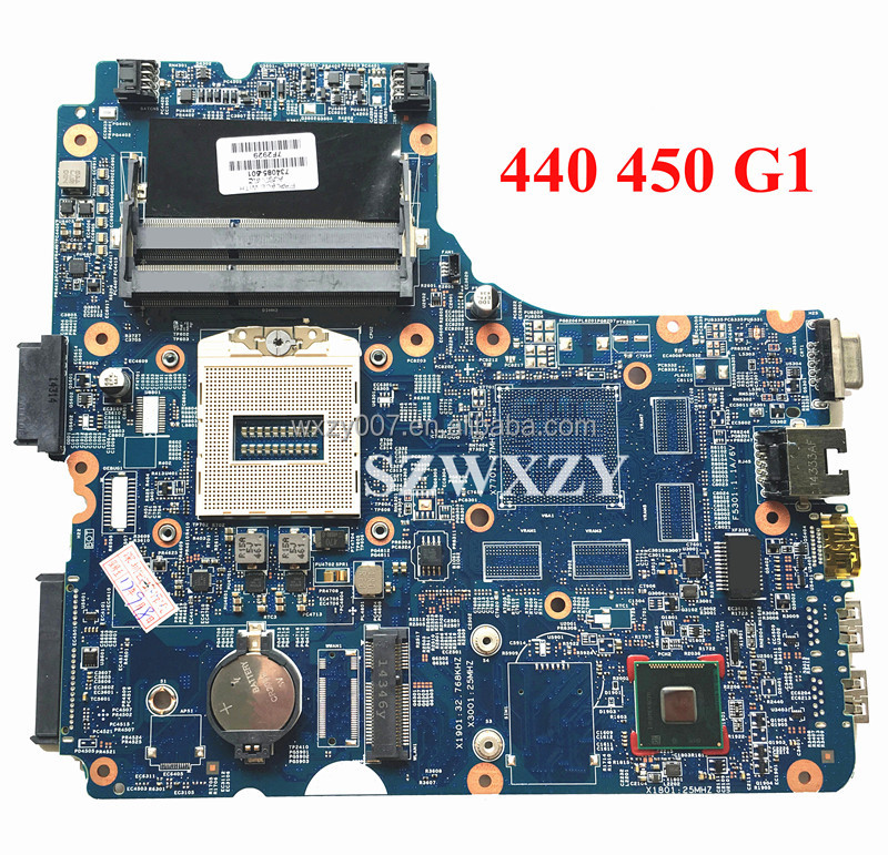 For HP 440 450 G1 734085-601 734085-501 Laptop Motherboard MainBoard PGA947 48.4YW03.011 DDR3 100% Tested фото