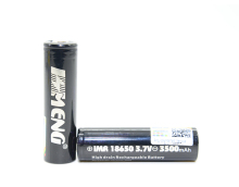High Discharge Rate MENG 18650 battery 18650 3500mah 60A li-ion battery for ecig 18650 battery pack for ebike
