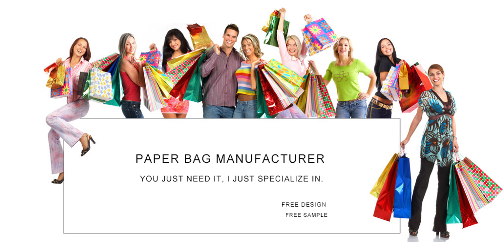 Factory Specializing in the Production of Bread Packaging Paper Bags
