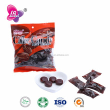 High quality super strong sweet kopiko Unite coffee flavour hard candy