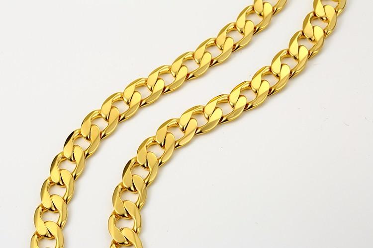 Goldkette männer 24 karat