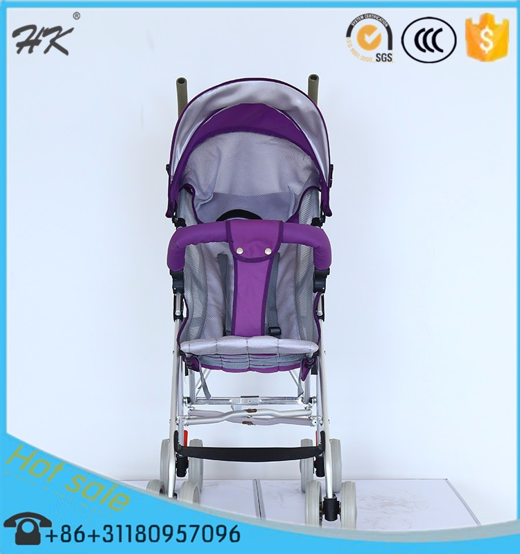 popular low price second hand baby stroller suitable for summar