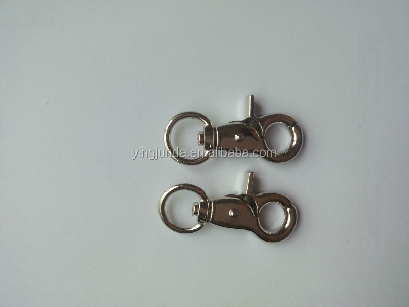 2014 marine stainless steel 316 swivel eye bolt snap dog hook snap hook clip key ring swivel hooks