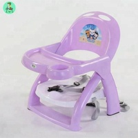 manufacture wholesale hot sale children table and chairs baby feeding chair / dinner chair / baby dining chair