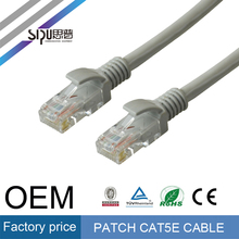 SIPU UTP cat5e patch cable / 5 Meters CAT5 UTP Ethernet Network Cable RJ45 Patch LAN Cord/Rj45 patch cord