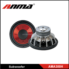 Hot sale subwoofer high power car subwoofer/subwoofer amplifier