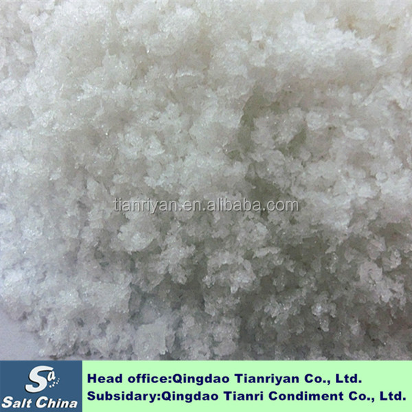 2017 Hot Sale Snow Flake Salt